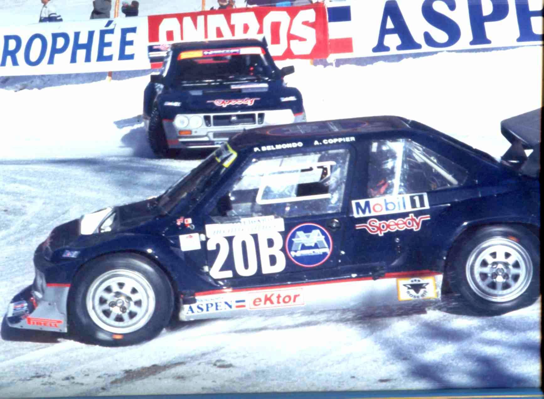 Troisième manche du Trophée Andros : victoire fulgurante d'Olivier Panis dans le sport auto